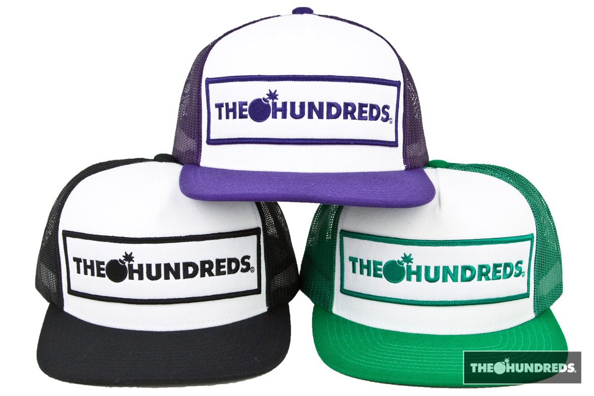 c25751a934d Announcing the first delivery of The Hundreds Spring 10 headwear